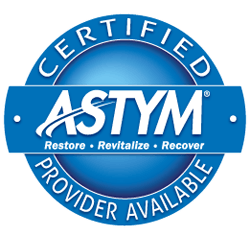 Astym Certified Seal