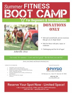 Physio Fitness Boot Camp