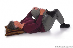 Piriformis Stretch