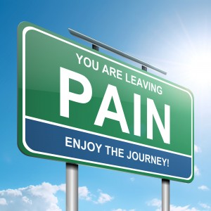5 reasons not to tolerate pain