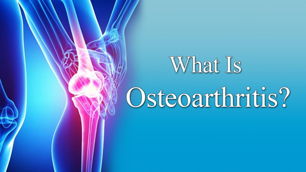 How to Treat Degenerative Arthritis