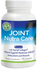 Joint Nutracare bottle